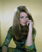 Senta Berger 1960's studio glamour portrait legendary German star 8x10 photo