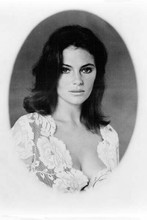 Jacqueline Bisset beautiful 1960's glamour portrait showing cleavage 4x6 photo
