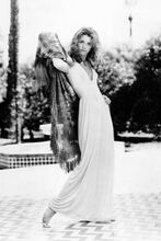 Lindsay Wagner full length fashion pose 1973 movie Two People 4x6 inch photo