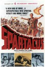 Spartacus Kirk Douglas Jean Simmons Tony Curtis 8x12 inch movie poster artwork