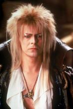 David Bowie stunning portrait as Jareth 1986 movie Labyrinth 8x12 inch photo