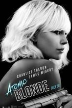 Atomic Blonde Charlize Theron stunning movie poster art 8x12 inch photo
