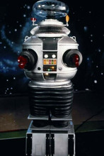 Lost in Space classic 1965 sci-fi TV The Robot 8x12 inch photo