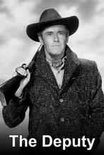 The Deputy 1959 TV western Henry Fonda as Marshal Simon Fry 8x12 inch photo