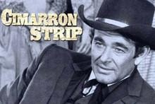 Cimarron Strip 1967 TV western Stuart Whitman as Marshall Jim Crown 8x12 photo