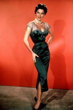 Ava Gardner looks sultry in this full length glamour pose 8x12 inch photo