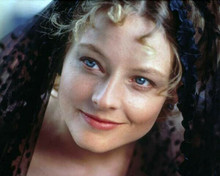 Jodie Foster smiling portrait from Maverick 8x10 inch photo