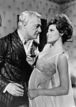 Biggest Bundle of Them All 1968 Vittorio De Sica puts moves on Raquel Welch 5x7