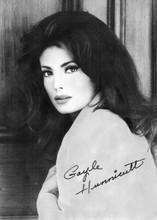 Gayle Hunnicutt 1965 The Collector portrait & facsimilie signature 5x7 photo