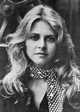 Lindsay Wagner wearing scarf around neck as The Bionic Woman 5x7 inch photo