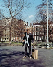 Barefoot in the Park Robert Redford in Washington Park NY final scene 8x10 photo