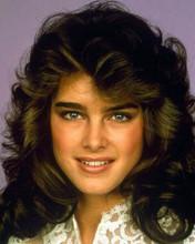 Brooke Shields beautiful 1980's publicity portrait 8x10 inch photo