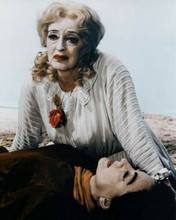 Whatever Happened To Baby Jane Joan Crawford & Bette Davis on beach 8x10 photo