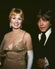 David Cassidy & Shirley Jones attending Hollywood event 1970's 8x10 photo