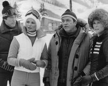 Charlies Angels Terror on Skis Dennis Cole Jaclyn Smith Kate Jackson Bosley 8x10