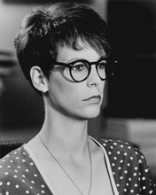 Jamie Lee Curtis wering glasses in 1988 A Fish Called Wanda 8x10 inch photo