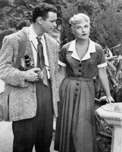 It Should Happen To You Judy Holliday & Jack Lemmon in Central Park 8x10 photo