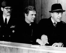 Kojak 1974 Last Rites For A Dead Priest Jackie Cooper Telly Savalas 8x10 photo