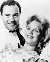 Days of Wine and Roses 1962 Jack Lemmon Lee Remick smiling portrait 8x10 photo