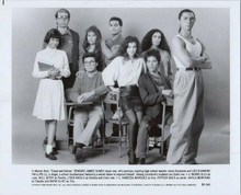 Stand and Deliver original 1988 8x10 cast portrait Edward James Olmos and cast