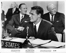 That Touch of Mink 1962 original 8x10 photo Cary Grant at United Nations