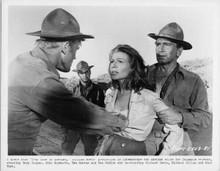 They Came To Cordura Rita Hayworth dress torn open original 8x10 photo