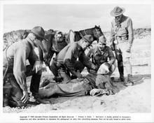 They Came To Cordura 1959 original 8x10 photo Gary Cooper Tab Hunter Van Heflin