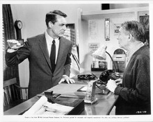 That Touch of Mink 1962 original 8x10 photo Cary Grant at motel front desk