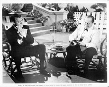 That Touch of Mink 1962 original 8x10 photo Cary Grant sits playing cards