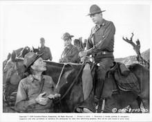 They Came To Cordura 1959 Gary Cooper on horseback original 8x10 photo