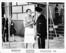 That Touch of Mink 1962 original 8x10 photo Cary Grant towel around waist