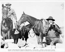 They Came To Cordura 1959 original 8x10 photo Gary Cooper Tab Hunter posse