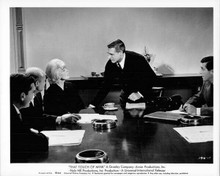 That Touch of Mink original 8x10 photo Cary Grant Doris Day in board meeting