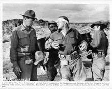 They Came To Cordura Gary Cooper Dick York Van Heflin original 8x10 photo
