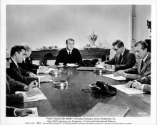 That Touch of Mink 1962 original 8x10 photo Cary Grant surrounded by advisors