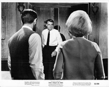 That Touch of Mink 1962 original 8x10 photo Gig Young faces Cary Grant in office
