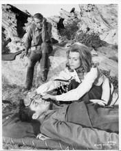 They Came To Cordura Gary Cooper Rita Hayworth Dick York original 8x10 photo