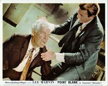 Point Blank Lloyd Bochner attacks Lee Marvin 8x10 inch photo