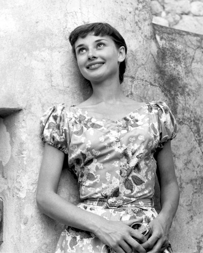 This is an image of Photograph & Poster of Audrey Hepburn 102711