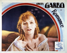 This is an image of Vintage Reproduction Lobby Card of Romance 295006