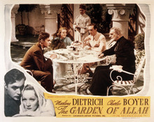 This is an image of Vintage Reproduction Lobby Card of The Garden of Allah 295028