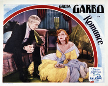 This is an image of Vintage Reproduction Lobby Card of Romance 295052