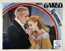 This is an image of Vintage Reproduction Lobby Card of Romance 295065