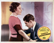 This is an image of Vintage Reproduction Lobby Card of Perfect Understanding 295067