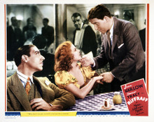 This is an image of Vintage Reproduction Lobby Card of Riffraff 295236
