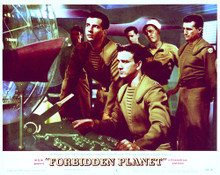 This is an image of Vintage Reproduction Lobby Card of Forbidden Planet 296522