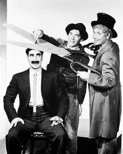 This is an image of Photograph & Poster of The Marx Brothers 168605