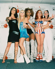 This is an image of Photograph & Poster of Spice Girls 228737