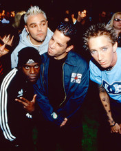 This is an image of Photograph & Poster of Crazy Town 250603