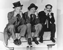 This is an image of Photograph & Poster of The Marx Brothers 171796